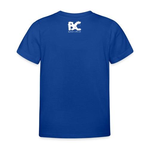 Black Circus Logo white png - Kinder T-Shirt