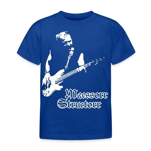 Denny Bass EPS - Kids' T-Shirt