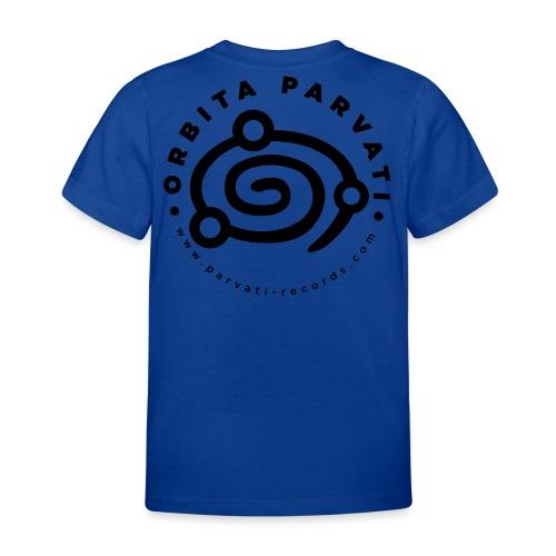 Orbita Parvati logo - Kids' T-Shirt