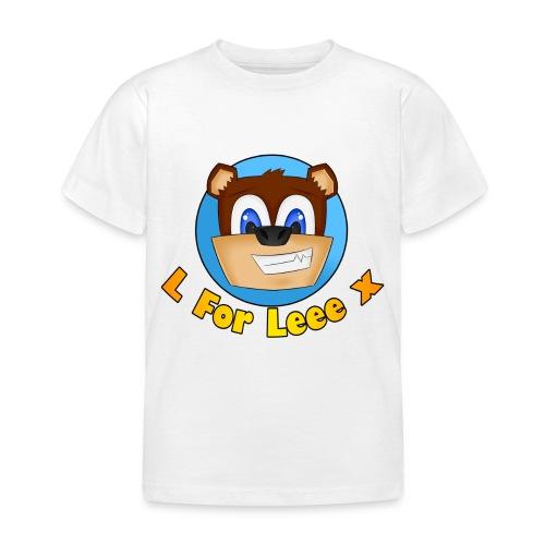 L for Leee x - Teenage T-shirt - Kids' T-Shirt