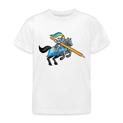 Riddaren av Politikfakta - T-shirt barn