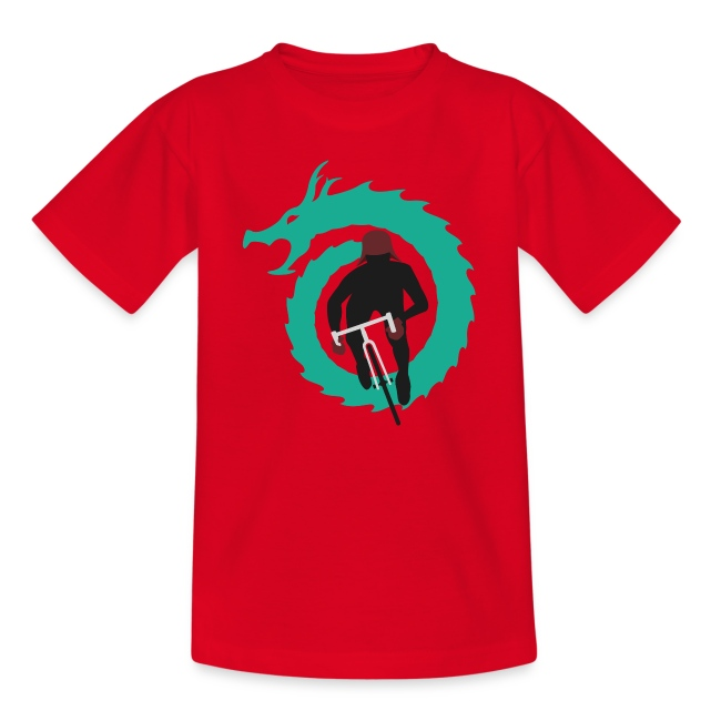Shirt Green and Red png