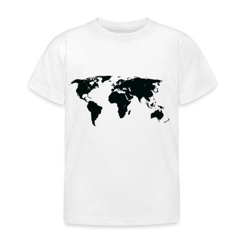 World - Børne-T-shirt