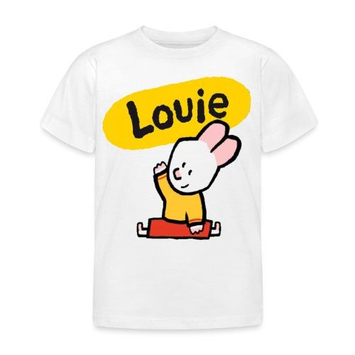 (ORIGINAL) la camiseta de Louie - Camiseta niño