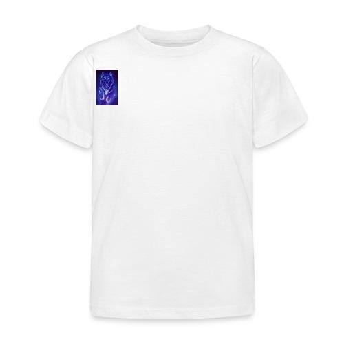 endriu1803 wolf - Kids' T-Shirt