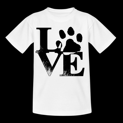 LOVE - T-shirt Enfant