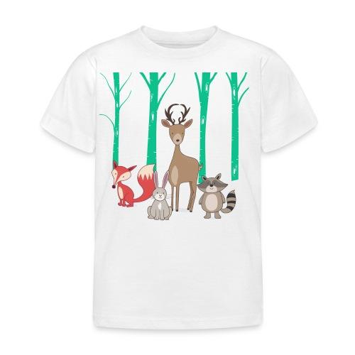 Las body dziecko - Koszulka dziecięca