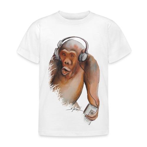 Singe old fashion - T-shirt Enfant