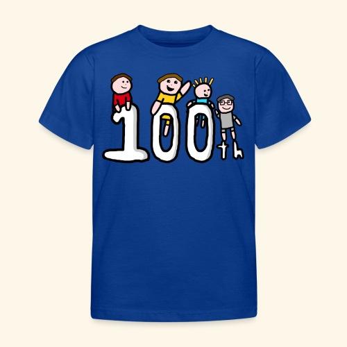 100th Video - Kids' T-Shirt