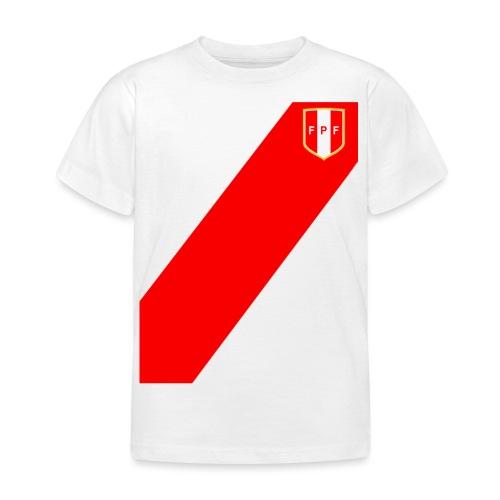 Seleccion peruana de futbol - Camiseta niño