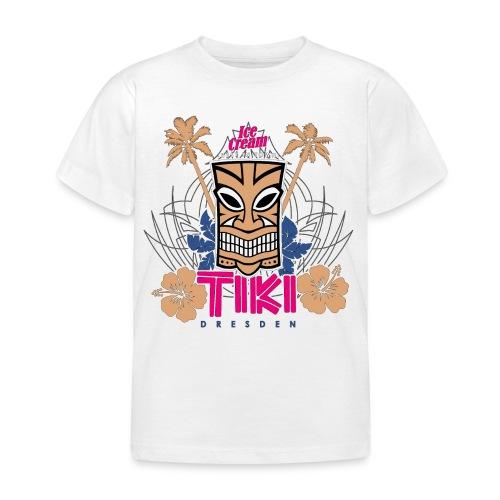 Tiki Dresden Fanshirt - Kinder T-Shirt