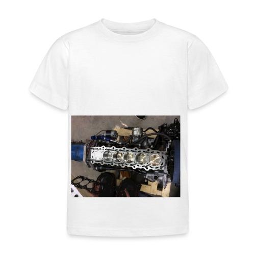 Motor tröja - T-shirt barn