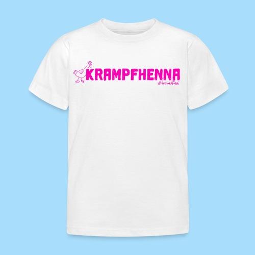 Krampfhenna - Kinder T-Shirt
