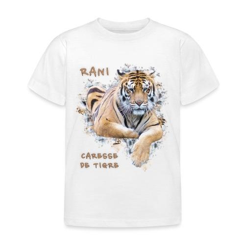 Rani portrait - T-shirt Enfant