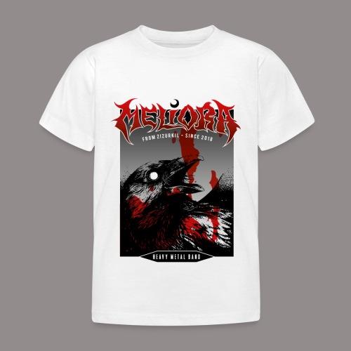 MELIORA REBEL - Camiseta niño