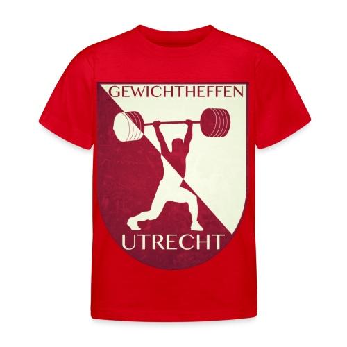 Oldschool Logo - Kinderen T-shirt