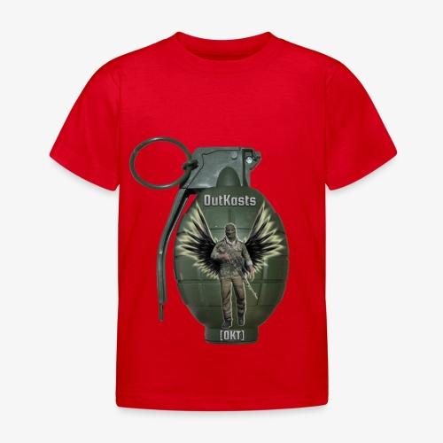 grenadearma3 png - Kids' T-Shirt