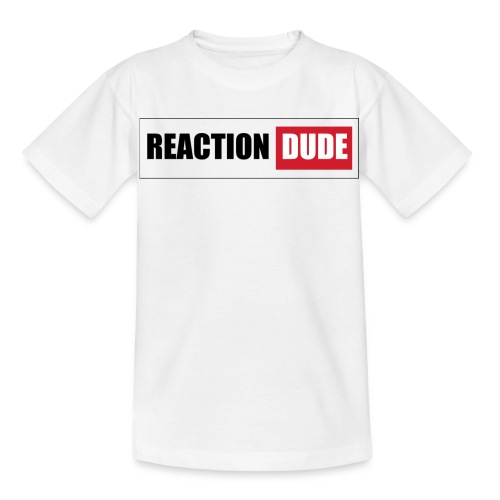 ReactionDude Gear - T-shirt Enfant