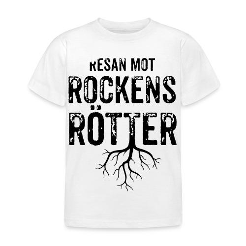 Nallebjörn, Rockens rötter - T-shirt barn