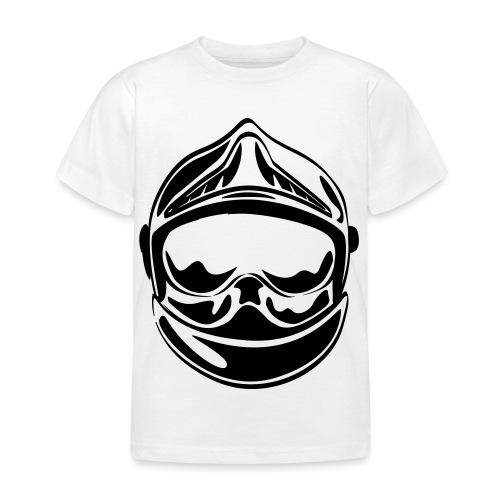 casque_face_2 - T-shirt Enfant