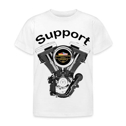 Support Indis bunt evolution engine - Kinder T-Shirt