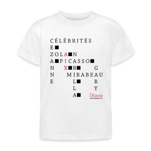 ZOLA PICASSO CEZANNE - T-shirt Enfant
