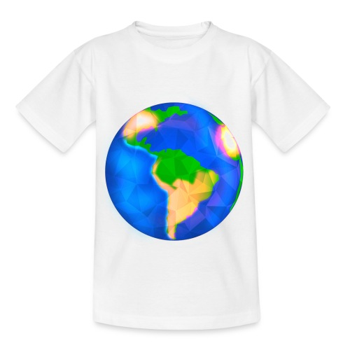Erde / Earth - Kinder T-Shirt