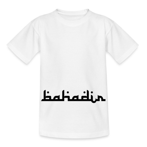 bahadir logo1 png - Kinder T-Shirt