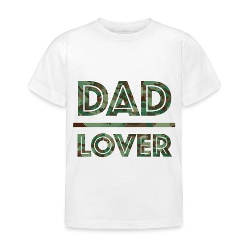 DAD LOVER - T-shirt barn