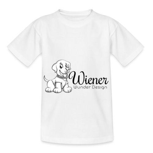 Wiener Wunder Hund - Kinder T-Shirt