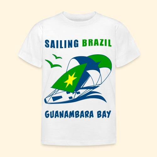 Sailing Brazil - Kids' T-Shirt