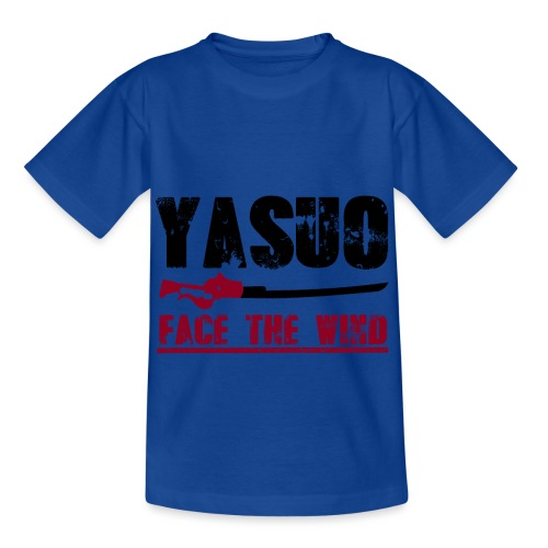 Yasuo Main - Kinder T-Shirt