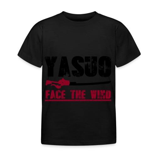 Yasuo Main - Kinder T-Shirt