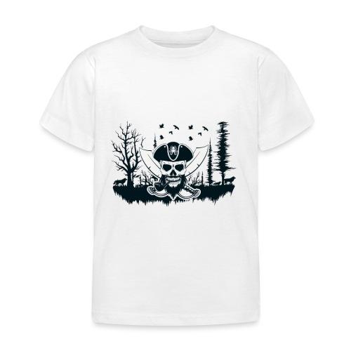 Pirat Wikinger Pirat - Kinder T-Shirt