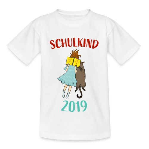 Schulkind 2019 | Einschulung und Schulanfang - Kinder T-Shirt