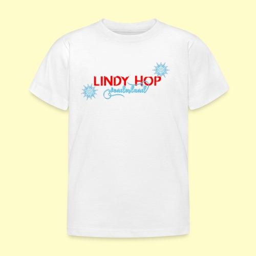 Lindy Hop Wonderland Tanz T-shirt - Kinder T-Shirt