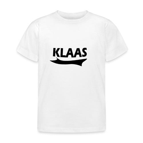 KLAAS - Kinderen T-shirt