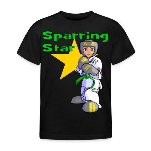 tkdkidgreen2 png - Kids' T-Shirt