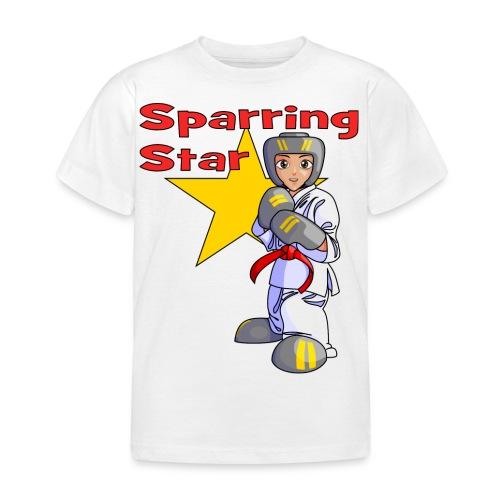 tkdkidred2 png - Kids' T-Shirt