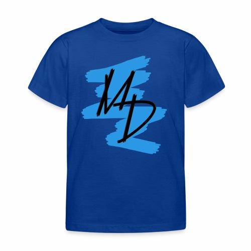 MD BRAND PNG Azul - Camiseta niño