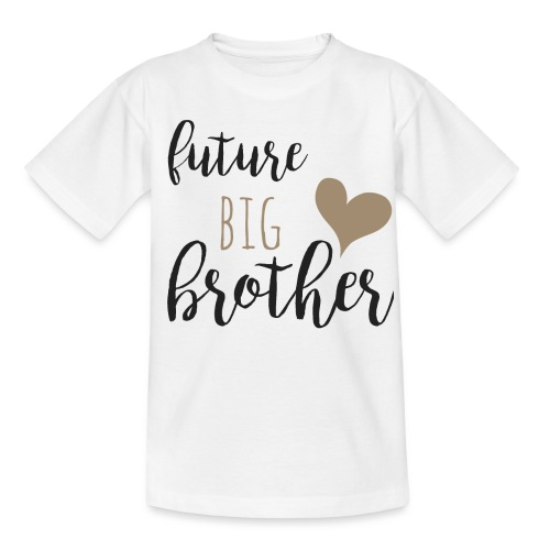 future big brother - Kinder T-Shirt