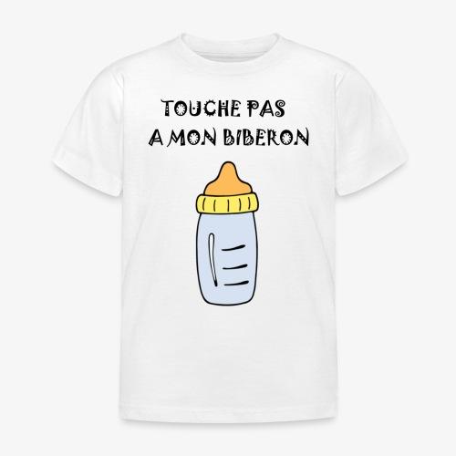 biberon - T-shirt Enfant