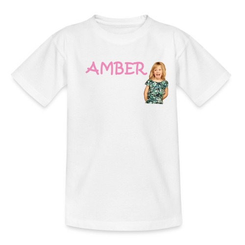 amber en co 1 - Kinderen T-shirt