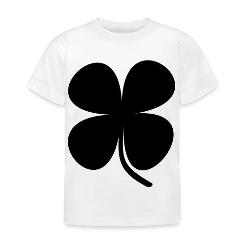 CLOVER - Camiseta niño