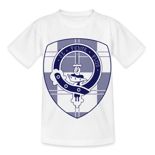 Logo Scouting Erskine 2018 - Kinderen T-shirt