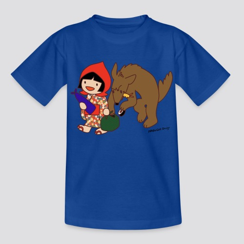 Akazukin - Kinderen T-shirt