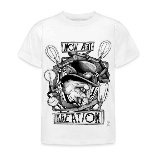 N.A.K 2020 designed by SILVER FOX - T-shirt Enfant