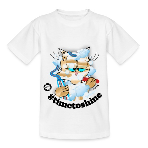 #timetoshine - Kinder T-Shirt