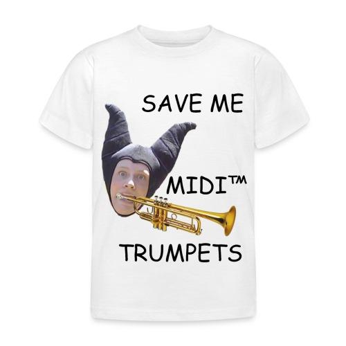 MIDI Trumpets - Kids' T-Shirt