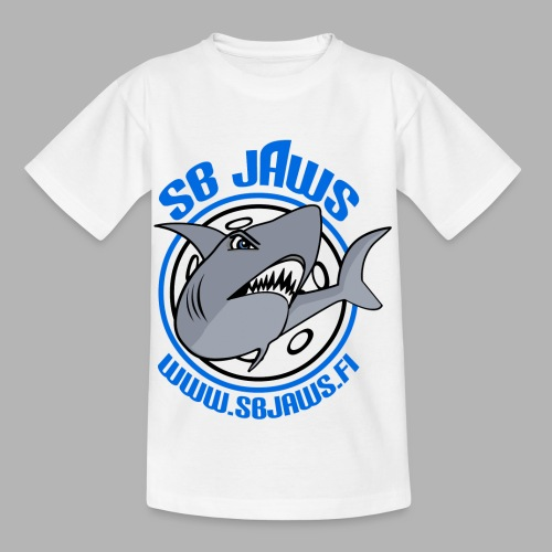 SB JAWS - Lasten t-paita